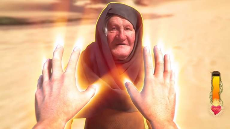 Now Our Father In Heaven Is Joining Us With The New Game 'I Am Jesus Christ' Which Aspires To Be An Art Wonder