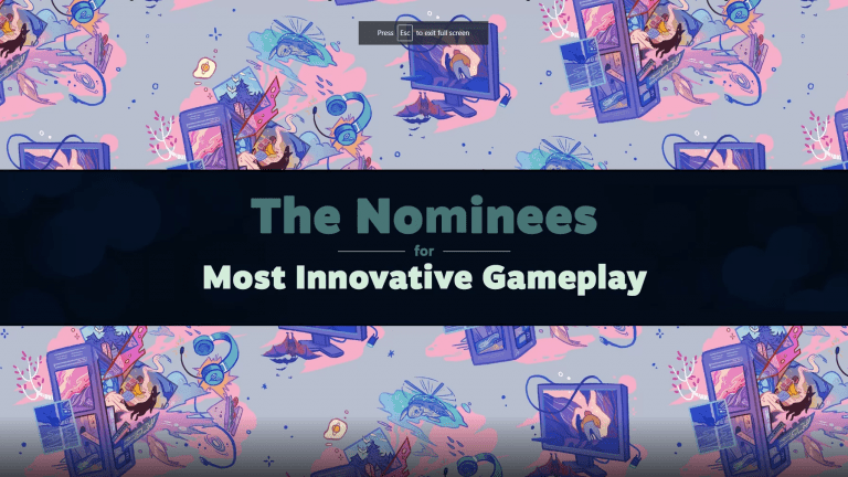 Steam Awards 2019 Fan Voted Nominees Revealed for Category 'Most Innovative Gameplay'