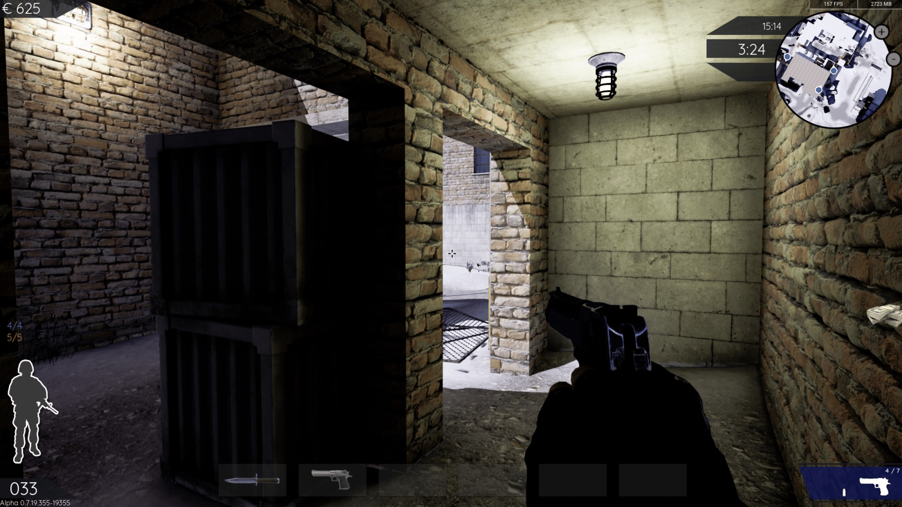 TO4: Tactical Operations Launched The Early Access Game On Steam, Open Alpha Free To Explore
