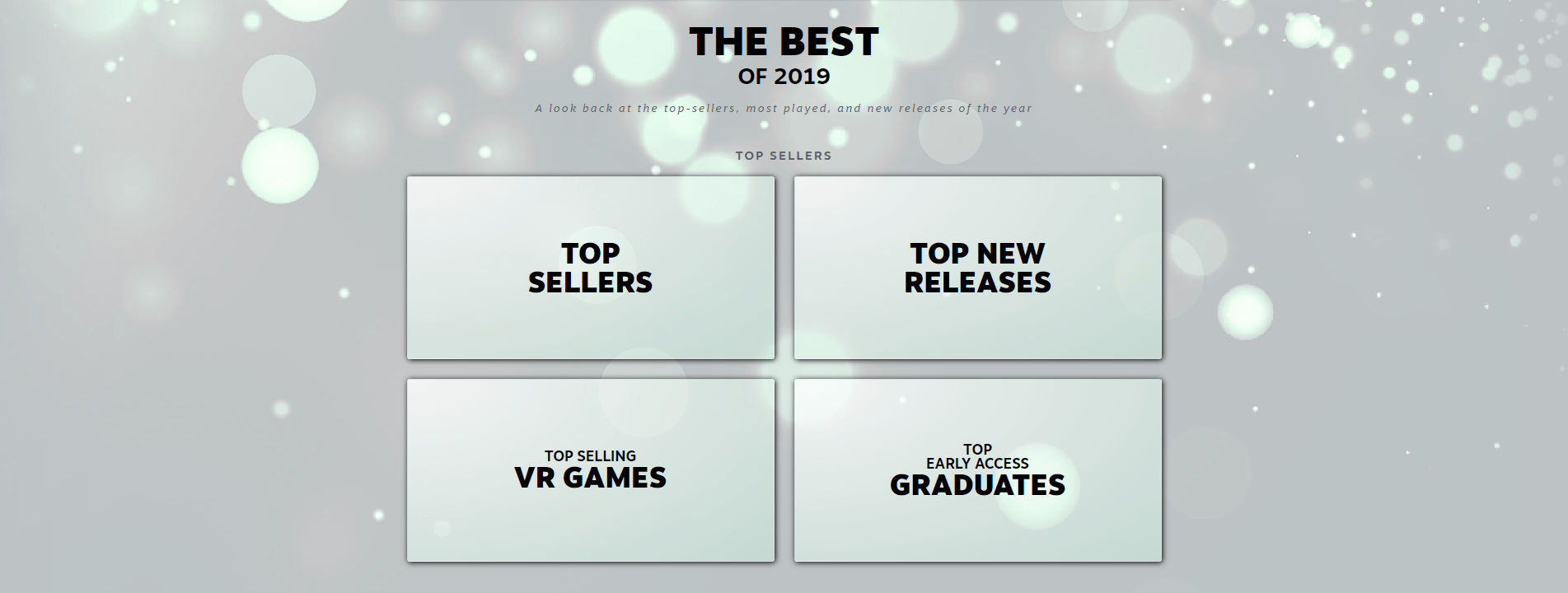Steam Announces The Best Of 2019 Early Access Grads With Twelve Overall Winners