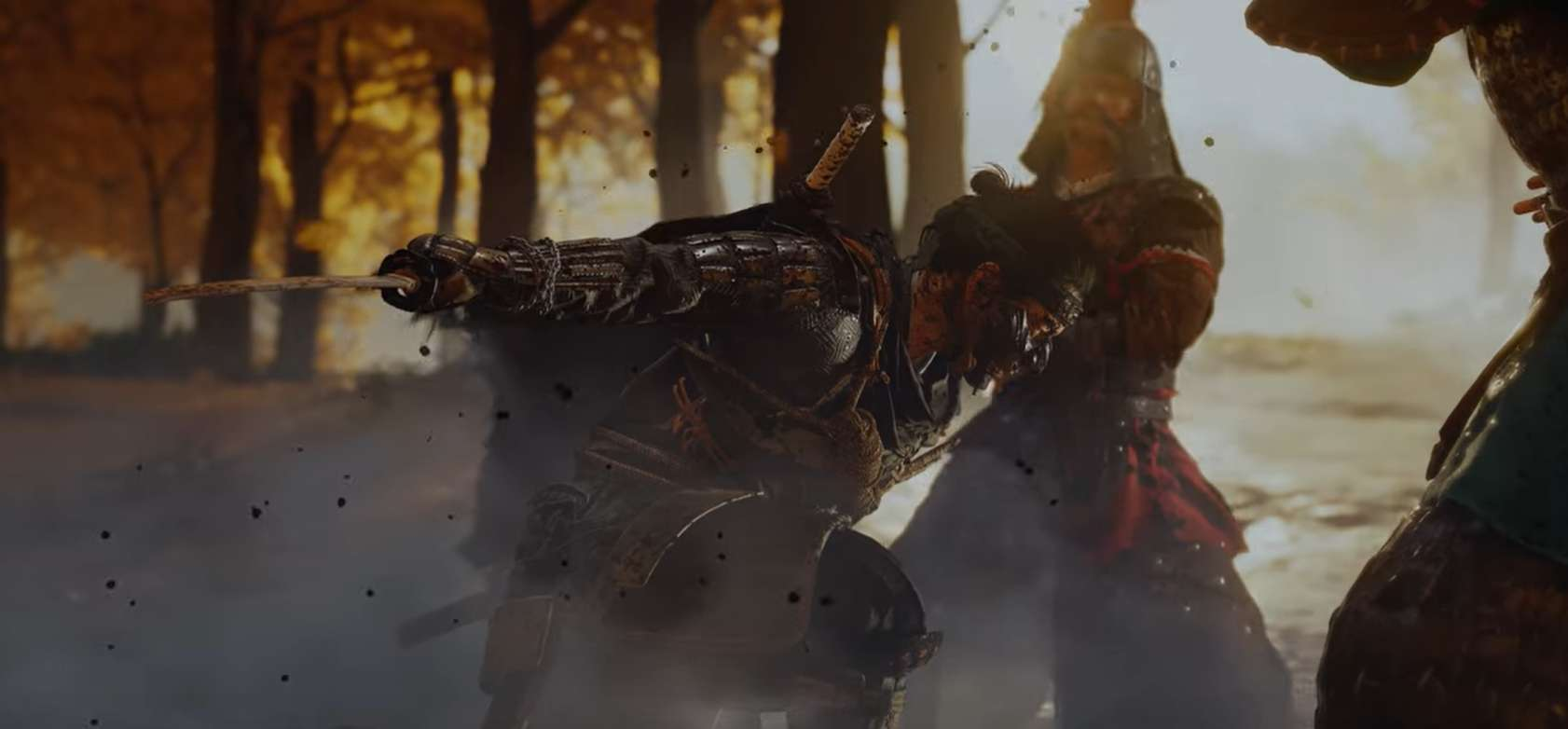 Full Ghost Of Tsushima Trailer Drops At The Game Awards – Confirms Summer 2020 Release Window