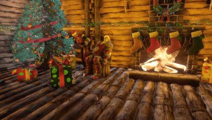 Ark: Survival Evolved Announces Return of RaptorClaus For The Fourth Iteration Of Winter Wonderland