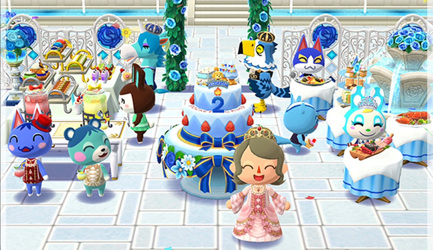 Celebrate The Holidays In Animal Crossing: Pocket Camp With New Activities And Events