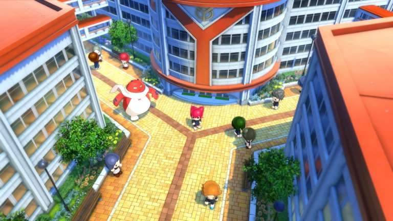 Level-5'S CEO Akihiro Hino Announces Yo-Kai Academy Y On Twitter