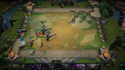 Mobile Version of Riot's Teamfight Tactics to Release Before May 2020