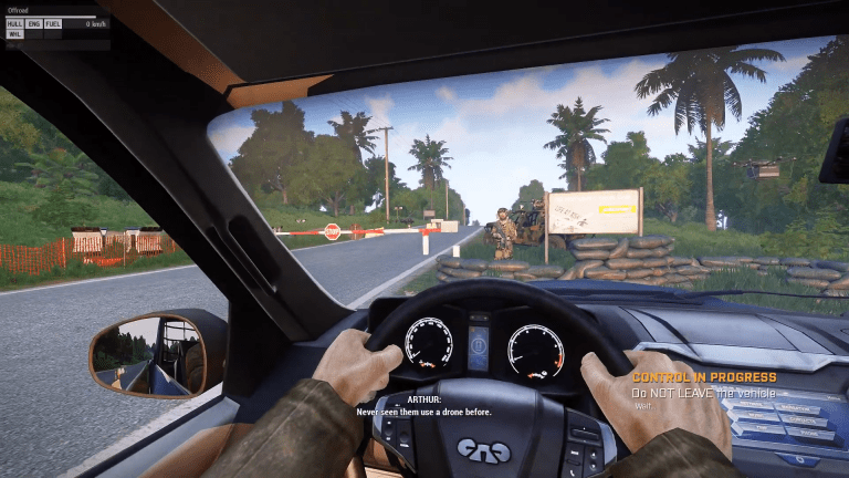 Arma 3 Developers Opens A Huge Open-World Mod Beta For Tanoa Called Old Man For The Holidays
