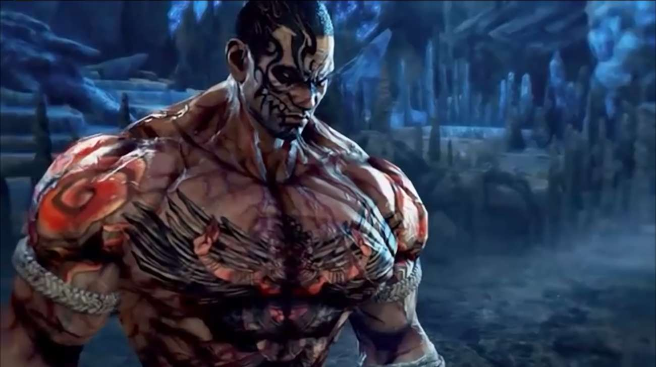 A Muay Thai Inspired Fighter Named Fahkumram Is The Latest Dlc Addition In Tekken 7 Happy Gamer