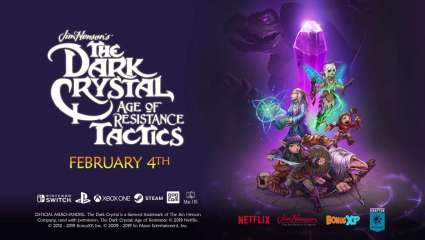 The Dark Crystal: Age of Resistance Tactics Now Has A Release Date, Tactical Combat Has Come To The World Of Thra In A New Age Of Resistance