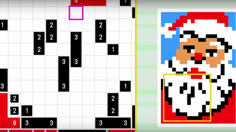 Challenge Your Critical Thinking Skills By Connecting Puzzle Clues In Link-A-Pix Deluxe, Coming To Nintendo Switch