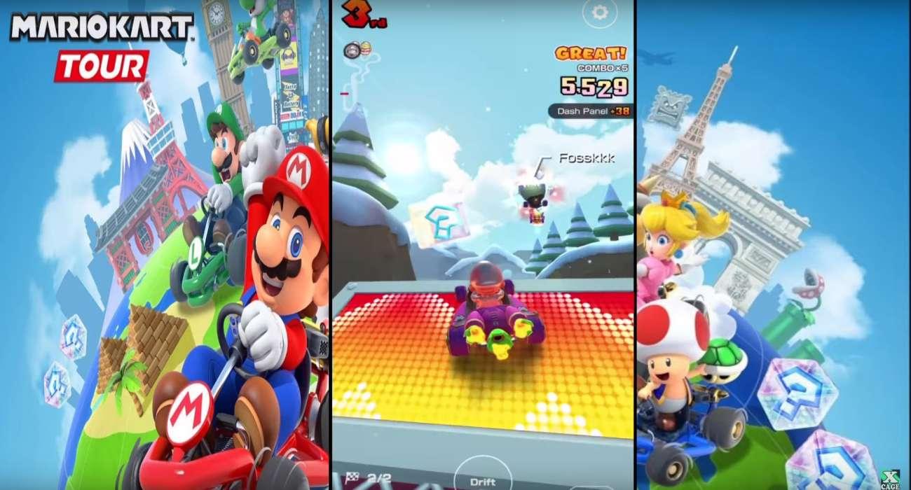 Nintendo Is Finally Beta-Testing An Online Multiplayer Mode For Mario Kart Tour