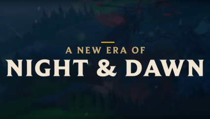 "League of Legends Begins New ""Night & Dawn"" Event, Active Until January"