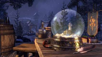 The Elder Scrolls Online Releases Update On Undaunted Event And Upcoming New Life Festival
