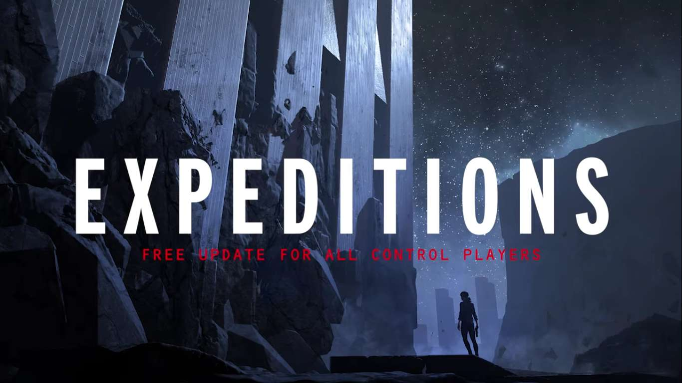 Control Is Gaining A Free New Expedition Mode With New Materials, Outfits, And Much More