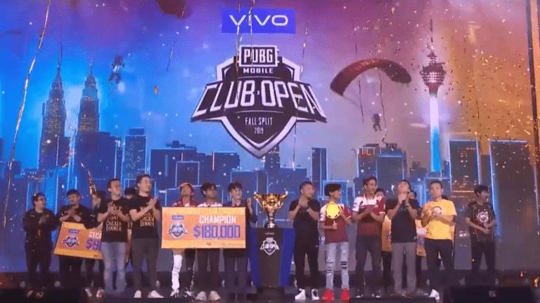 PUBG Club Open 2019 Fall Split Global Finals Has A Winner, Bigertron!