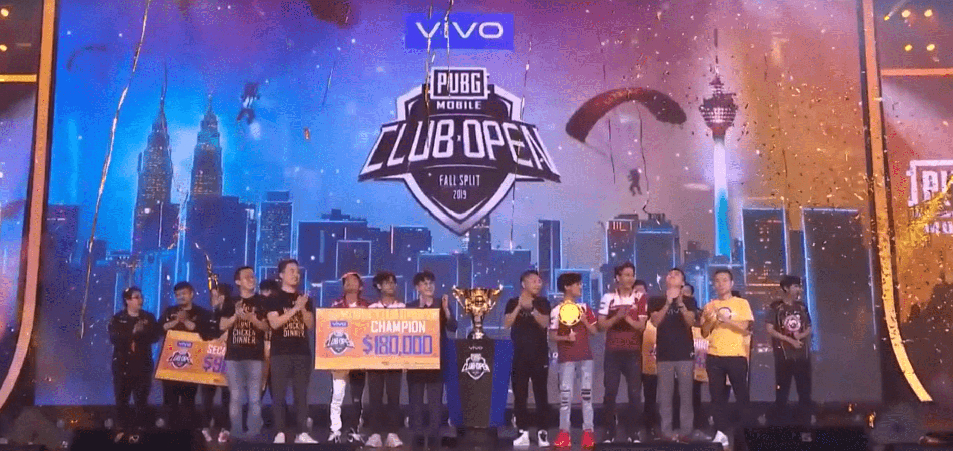 PUBG Club Open 2019 Fall Split Global Finals Has A Winner, Bigertron!