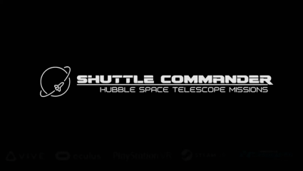 Shuttle Commander Brings An Educational Space Experience To PlayStation VR And Steam On December 11