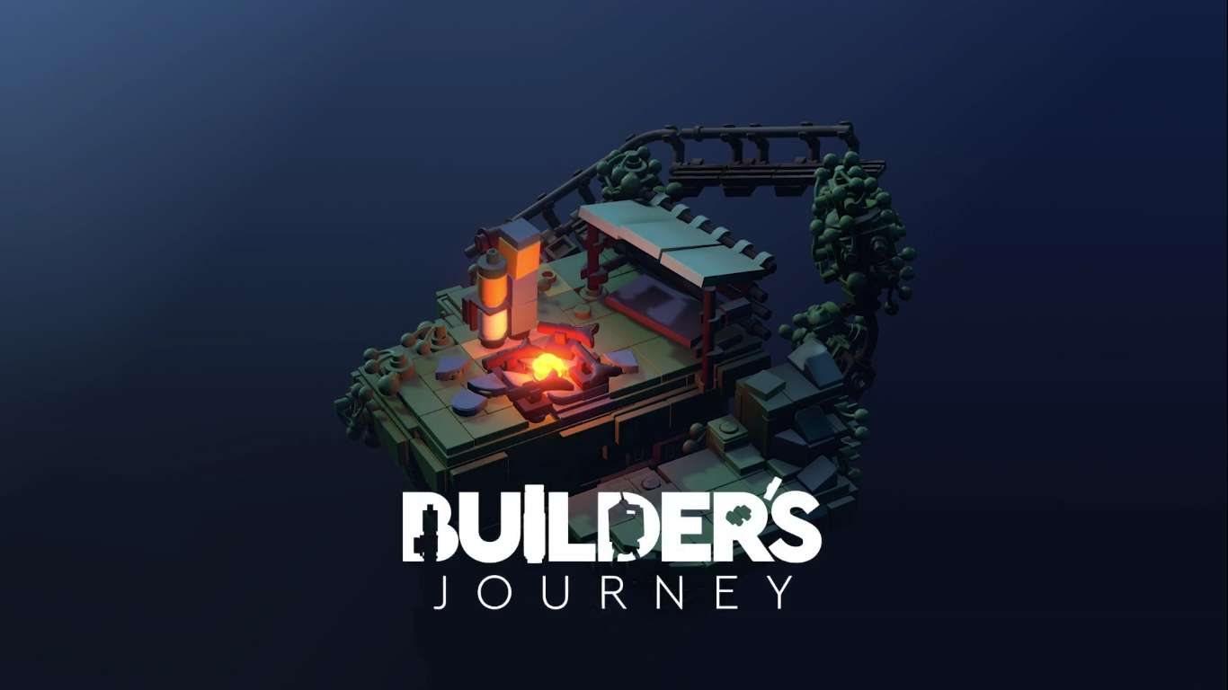 Builder's Journey Is A New Game For The Apple Arcade, Looks Like A Unique Lego Puzzle Adventure
