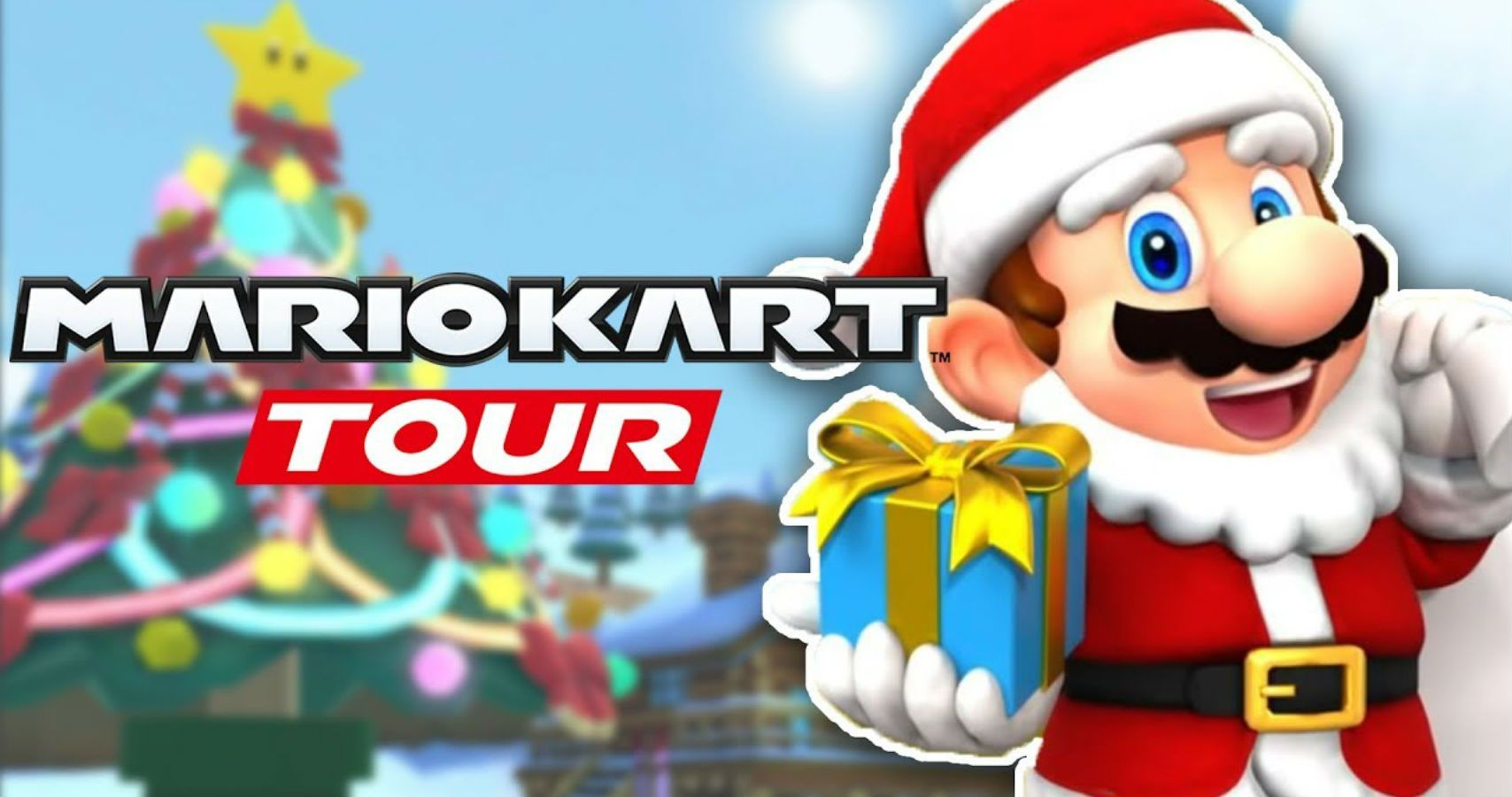 Mario Kart Tour Is Ringing In The New Year With Some Amazing Cosmetics And Tons Of Holiday Fun, Celebrate The Games Success In The Holiday Tour