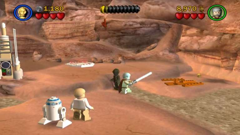 Lego Star Wars 2: The Original Trilogy Will Be Free For Xbox Live Gold Members In January