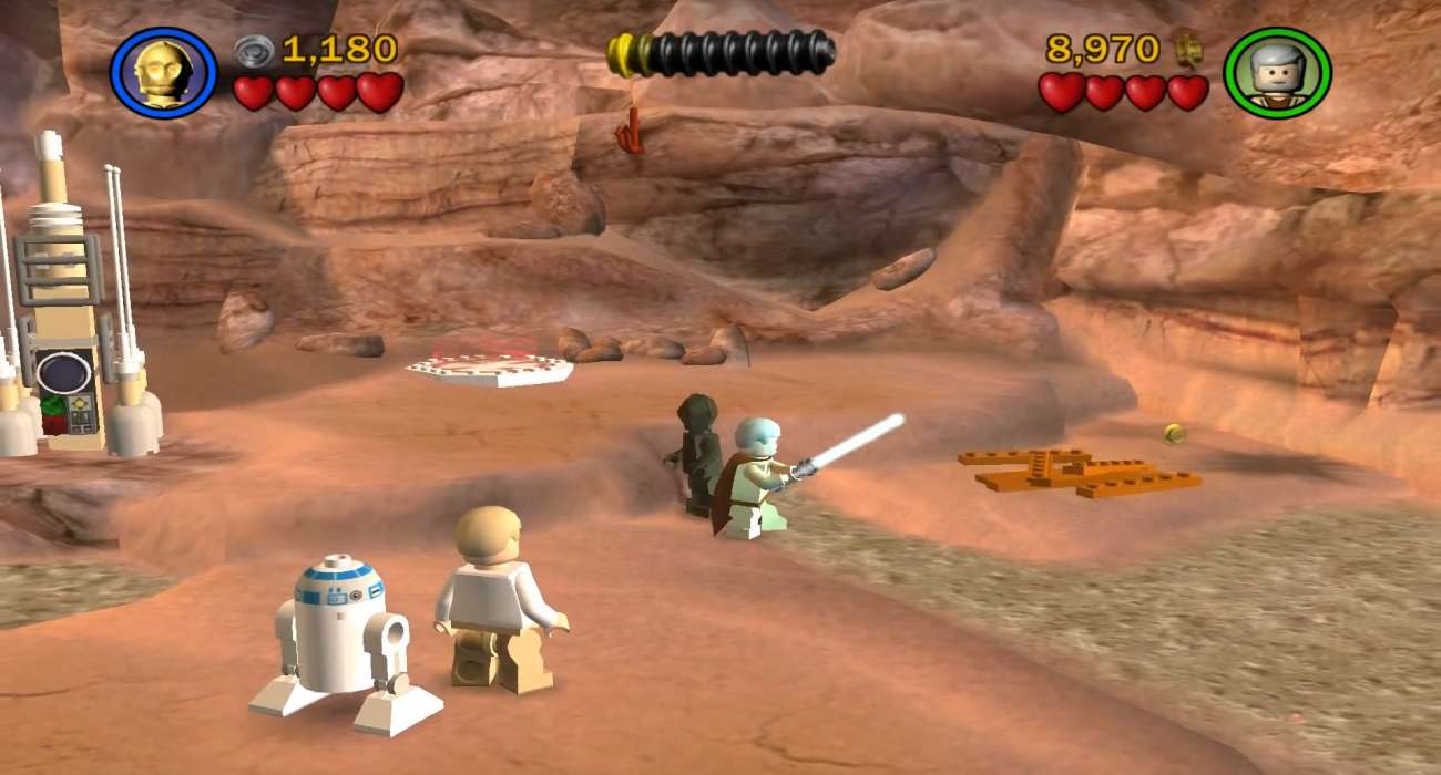 Lego Star Wars 2 The Original Trilogy Will Be Free For Xbox Live Gold Members In January Happy Gamer