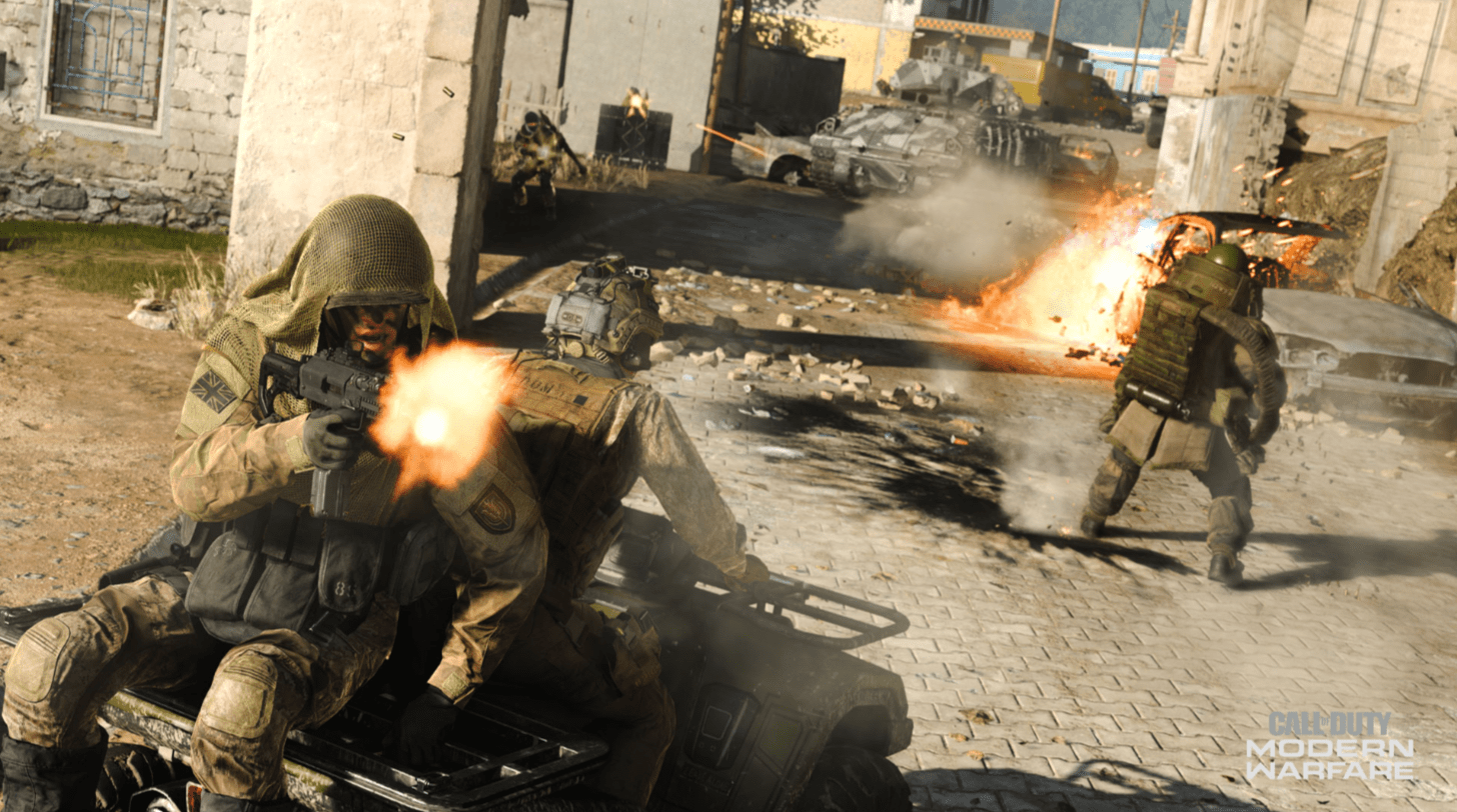 Call Of Duty: Modern Warfare Update Adds Some Game Modes And Removes Some As Well