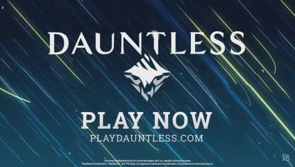 Escalation Hunts And A New Behemoth Have Come To Dauntless, Sharpen Your Blades And Prepare For New Challenges