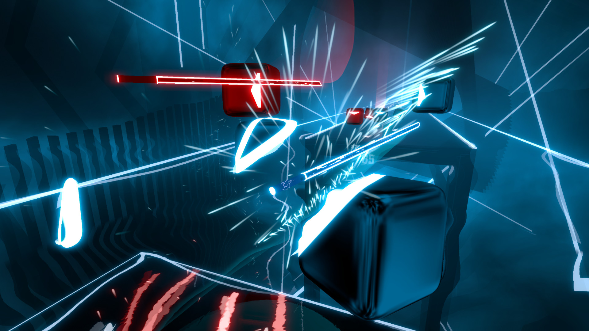 """Netflix's The Witcher Song """"Toss a Coin to Your Witcher"""" Added To Beat Saber"""