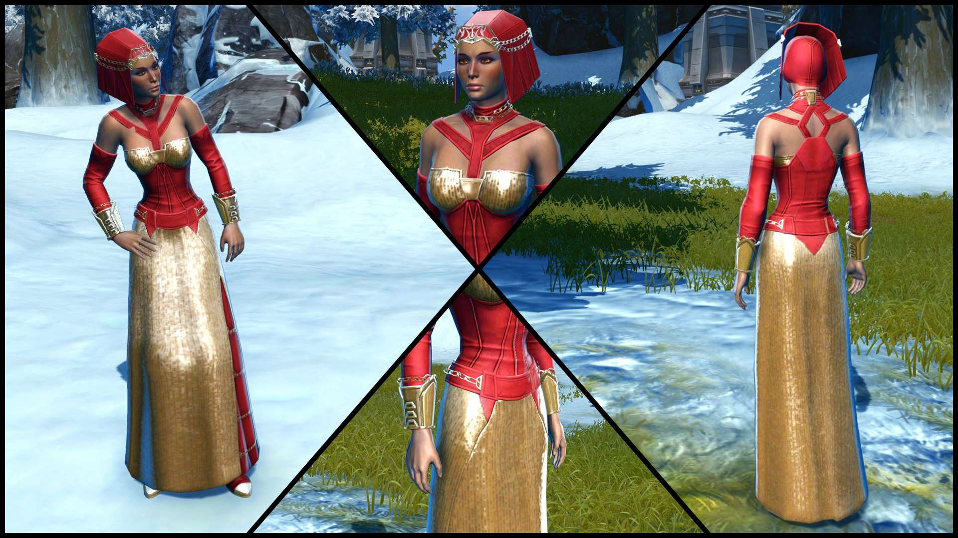 New Items For The Holidays Drop In The Star Wars The Old Republic Cartel Market