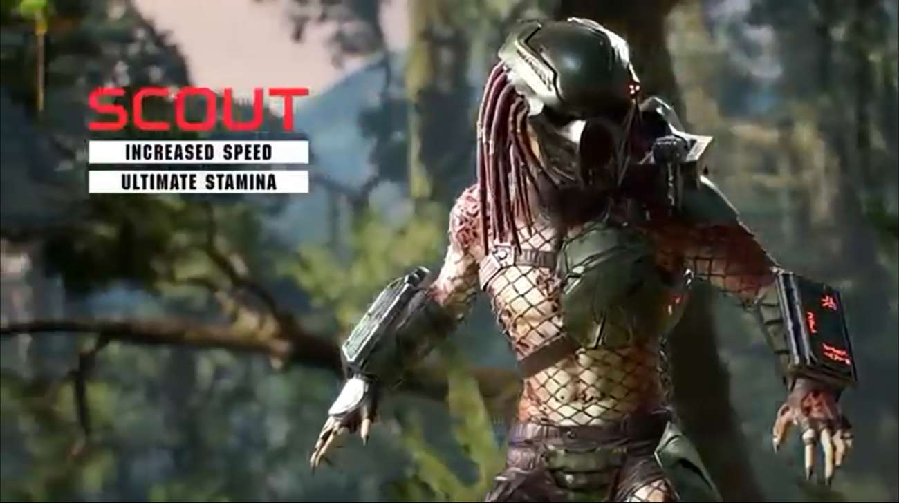 Predator: Hunting Grounds Now Has A New Trailer And An Official Release Date On The PS4