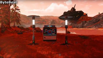 No Man's Sky Drops Update 2.24, Adding ByteBeat to the Game