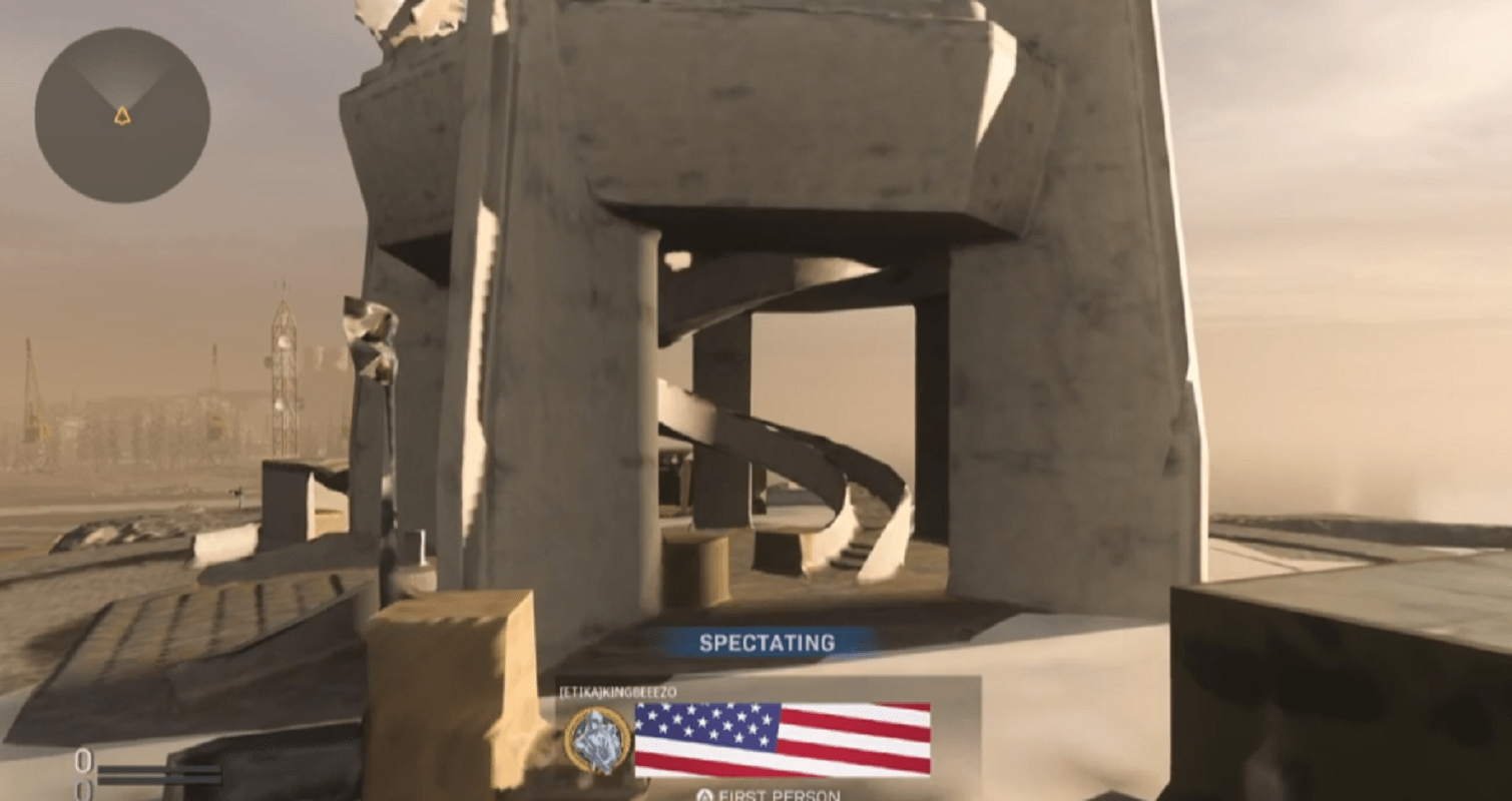 Reddit User Uploads A Video Tour Of The Potential Battle Royale Map In Call Of Duty: Modern Warfare