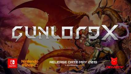 Gunlord X Is Coming To PlayStation 4 Bringing Futuristic Side Scrolling Action In An Explosive Run And Gun Enviroment