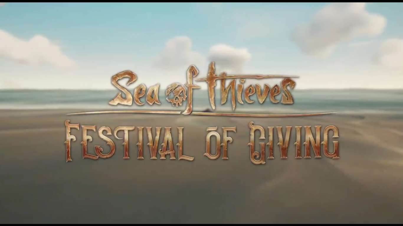 Festival Of Giving Has Begun In Sea Of Thieves, Holiday Celebration Among Pirates On The Open Sea