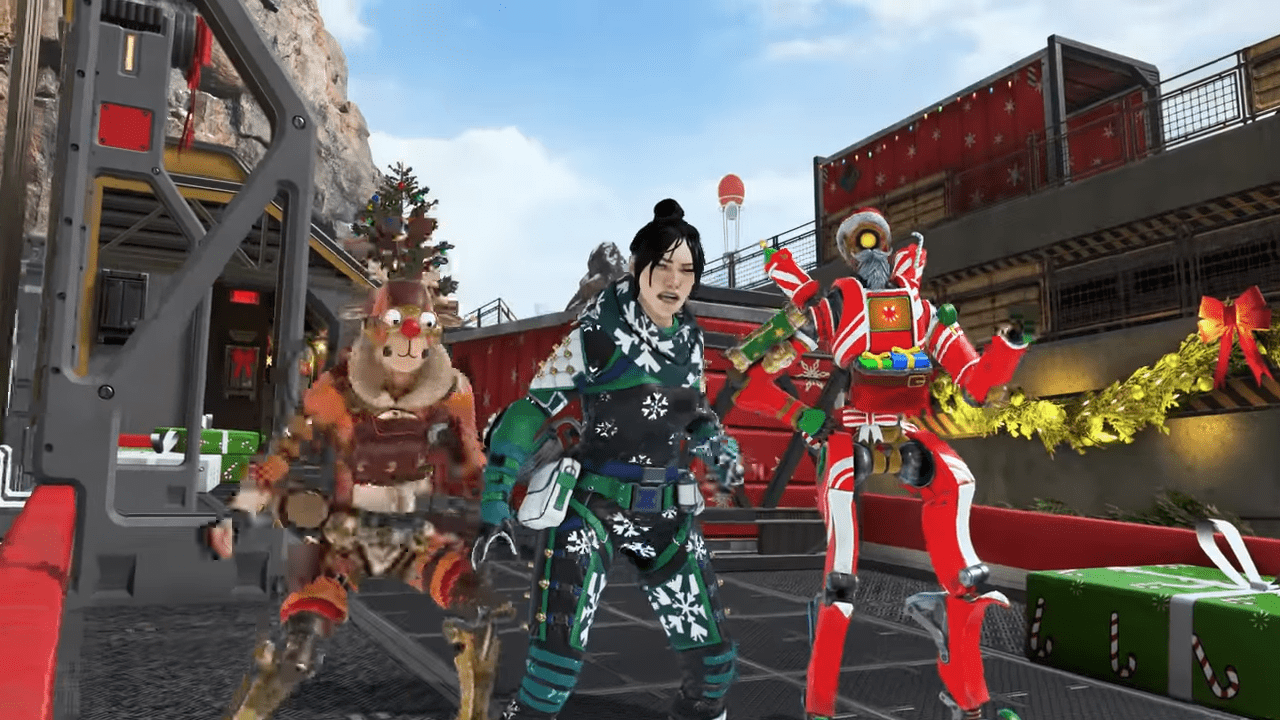 Apex Legends New Limited Time Game Mode 'The Winter Express' Highlights The Potential For Respawn Entertainment's Hit Title