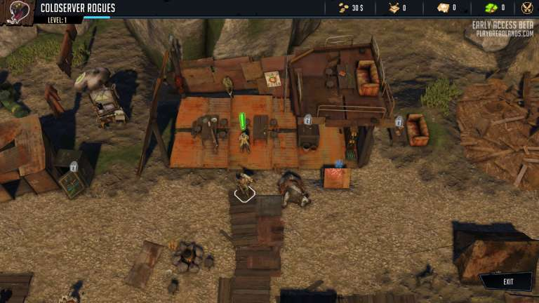 Intel Gaming Access Offers Open Access To The Dreadlands Beta On Steam Platform