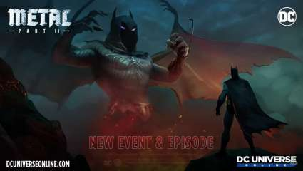 The Metal Saga In DC Universe Online Is Coming To A Grand Finale, Will The Earth Survive The Coming Danger, Only You Can Decide The Fate Of The Universe