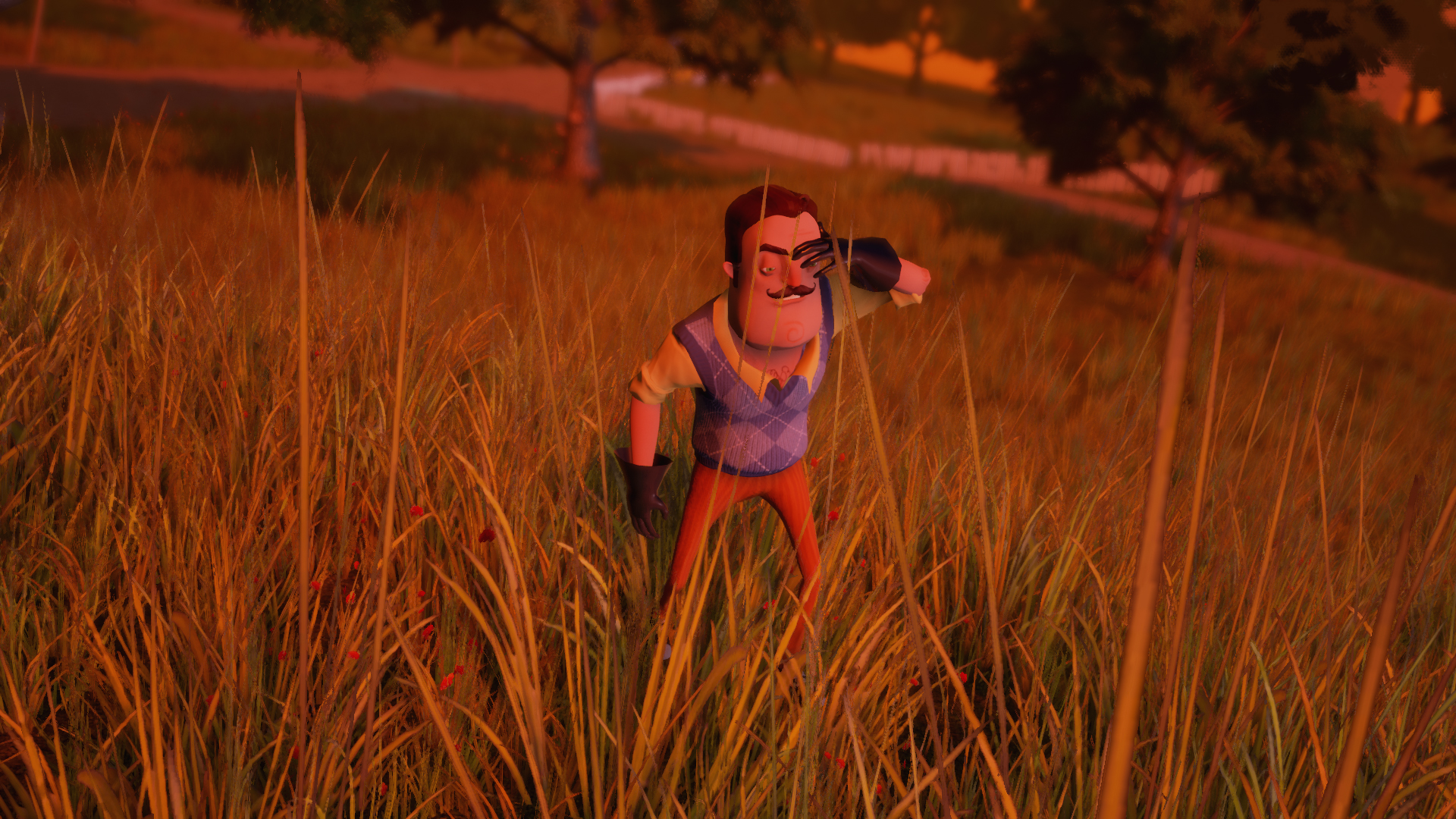 2017's Stealth Creeper Hello Neighbor Is The Penultimate Game In Epic Games Store's 12 Days of Christmas