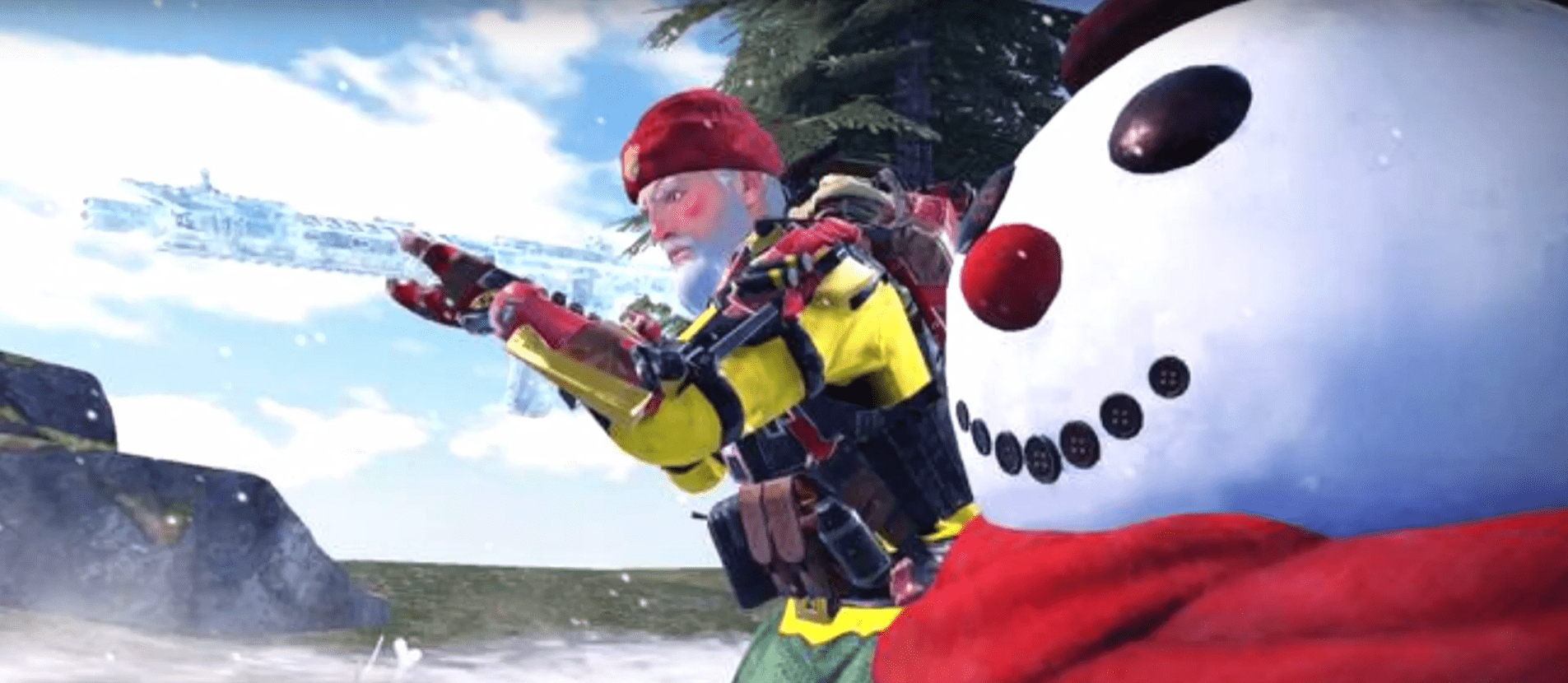 Call Of Duty: Mobile Gamers Can Enjoy A Bunch Of Holiday Events And LTMs During The Next Couple Weeks, Including Zombies Party At The Circus