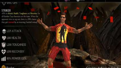 Kombat Cup Johnny Cage Comes In For Mortal Kombat Mobile's Weekly Character Tower