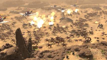 Starship Troopers: Terran Command Is A New RTS That Pits You Against The Bugs