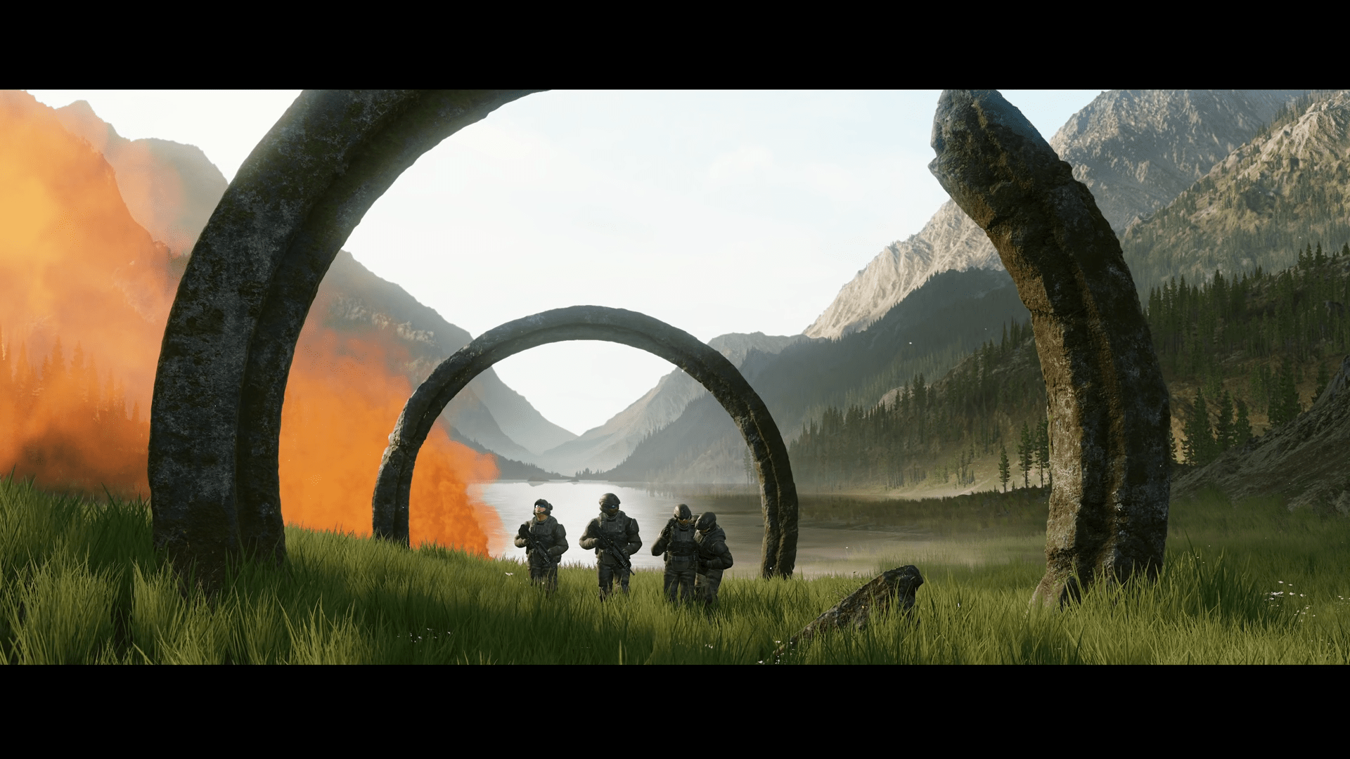 Halo: Reach Has A Strangely Successful Launch As Other Developers Look On In Amazement