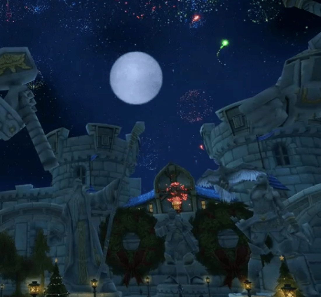If World Of Warcraft Gamers Are Spending New Year's Eve In-Game, They Can Enjoy The Fireworks And Wreak Havoc On Booty Bay