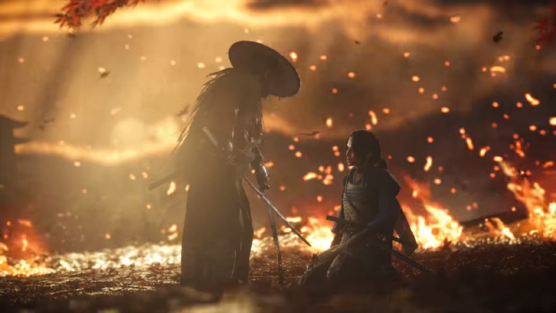 Ghost of Tsushima Reportedly Won't Have Any Waypoints To Point Things Out For Players