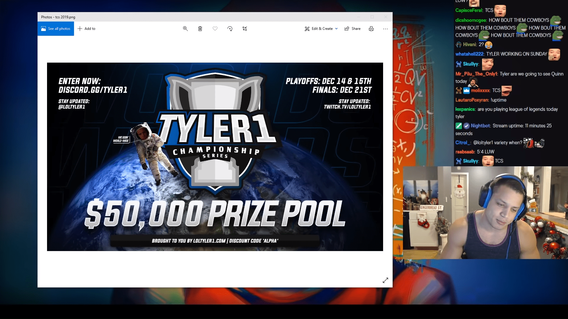 Tyler1 Announces Qualified Teams For Tyler1 Championship Series 2019 In League Of Legends