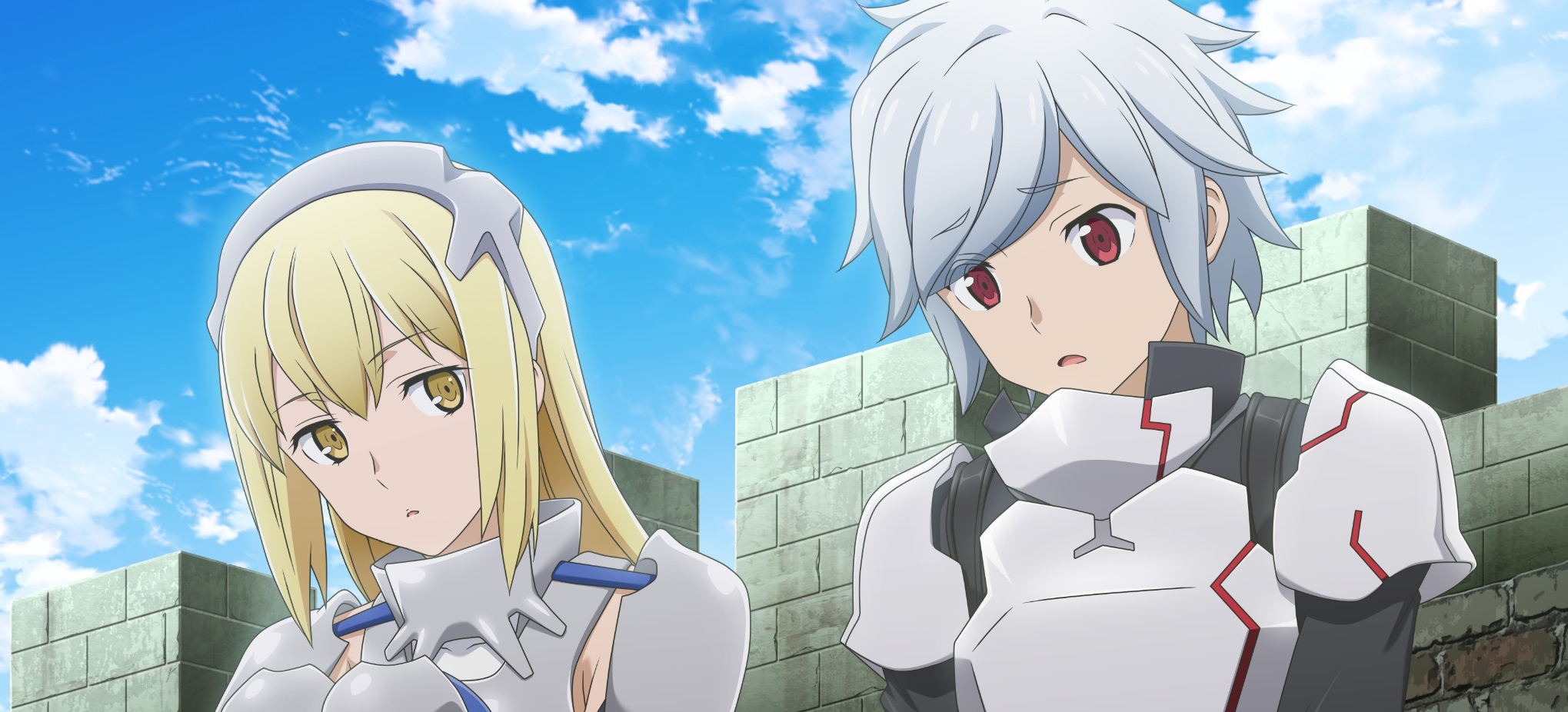 Is It Wrong to Try to Pick Up Girls in a Dungeon? Infinite Combate North American Release Announced
