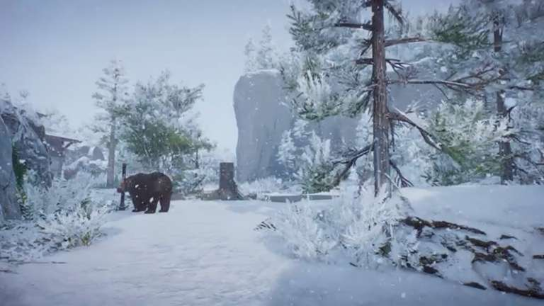 Some Festive December DLC Is Heading To Planet Zoo Next Week; New Animals And Props Will Be Available