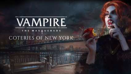 Vampire: The Masquerade - Coteries of New York Launches on Steam, Coming Soon to Consoles