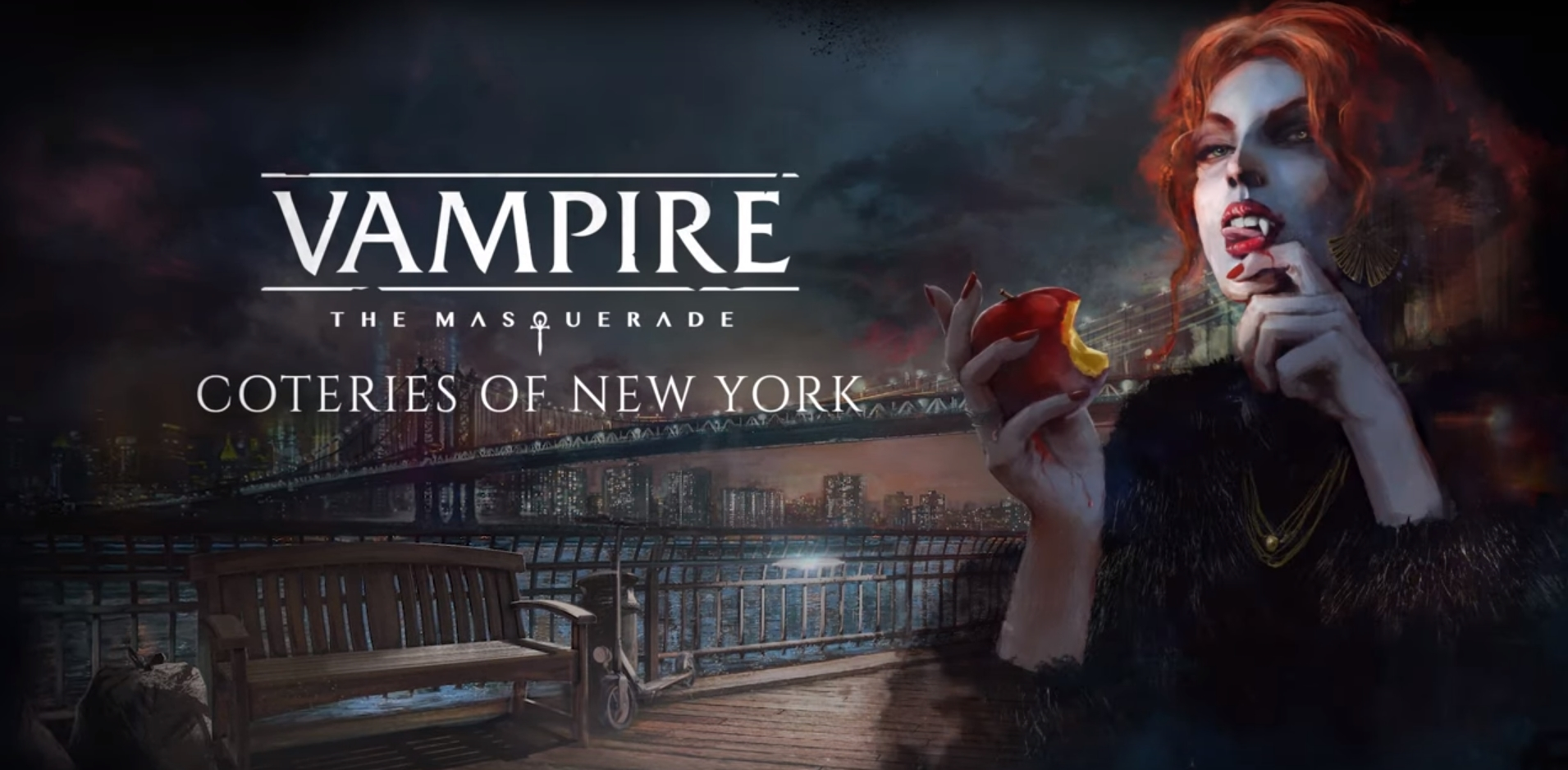 Vampire: The Masquerade – Coteries of New York Launches on Steam, Coming Soon to Consoles