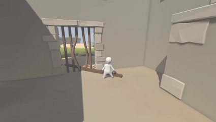 Human Fall Flat Brings Back Its Christmas Lobby For The Holidays, With Some New Toys