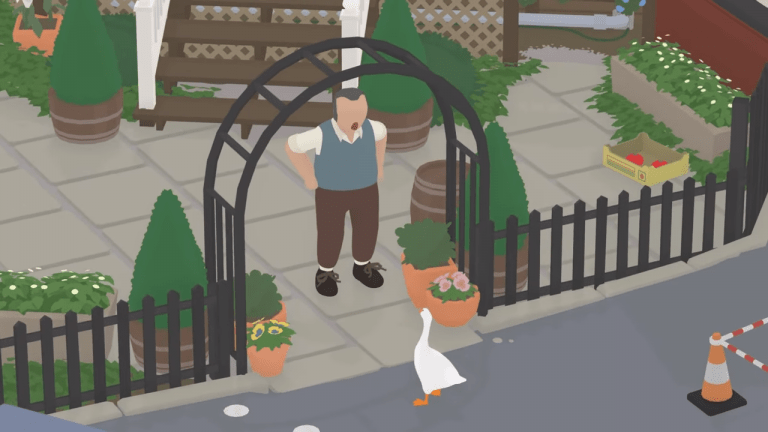 Untitled Goose Game, 2019 's Indie Hit, Arrives In 4K Ultra HD On Xbox This Christmas